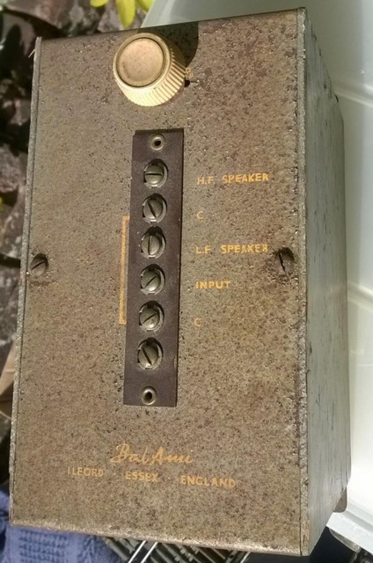 RC40 Wall Box Frimley