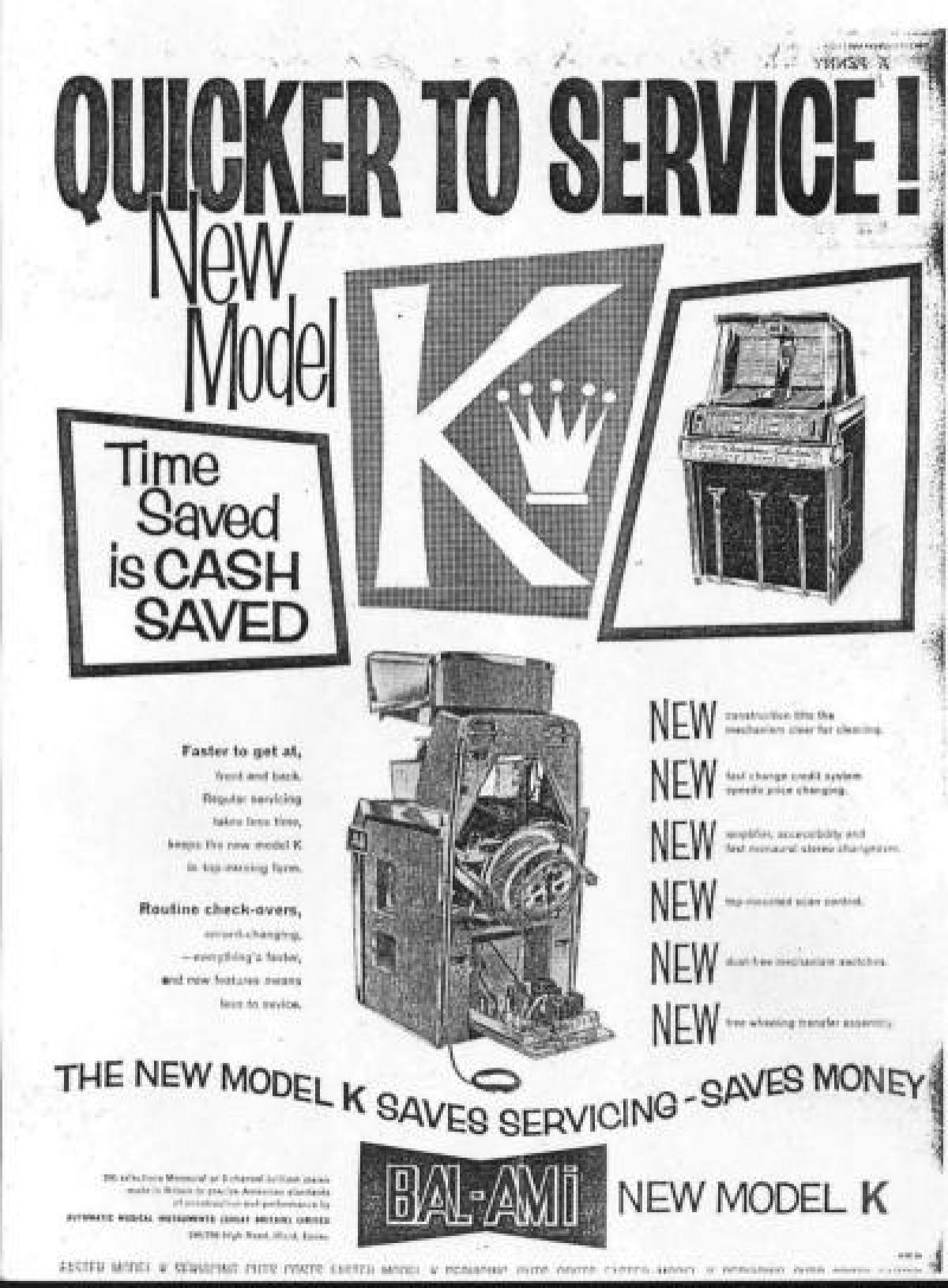 Model K