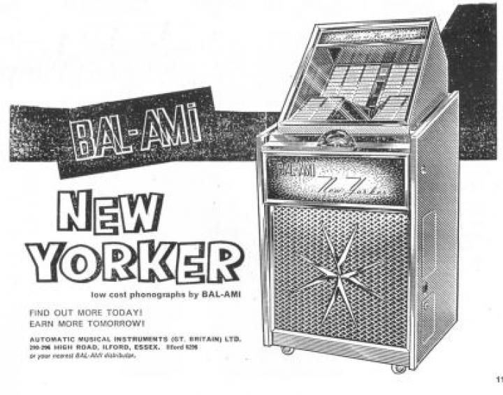 Last BAL-AMi Jukebox