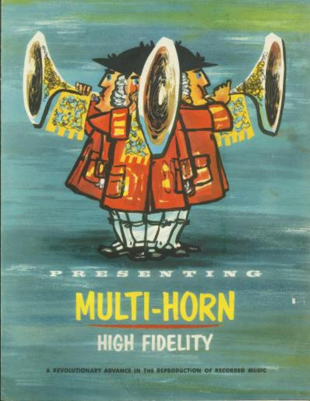 Multi Horn High Fidelity