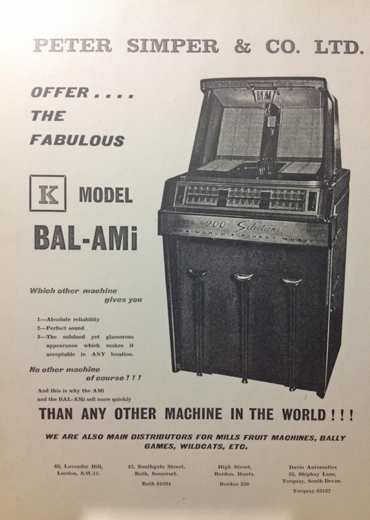 The Fabulous Model K