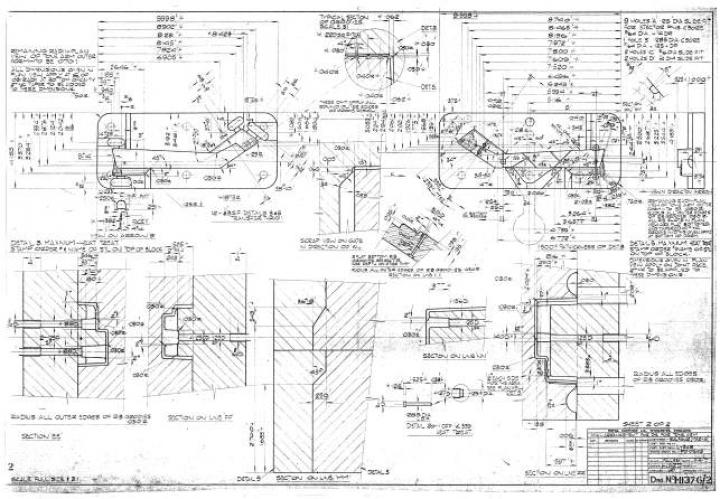 tone arm design documents