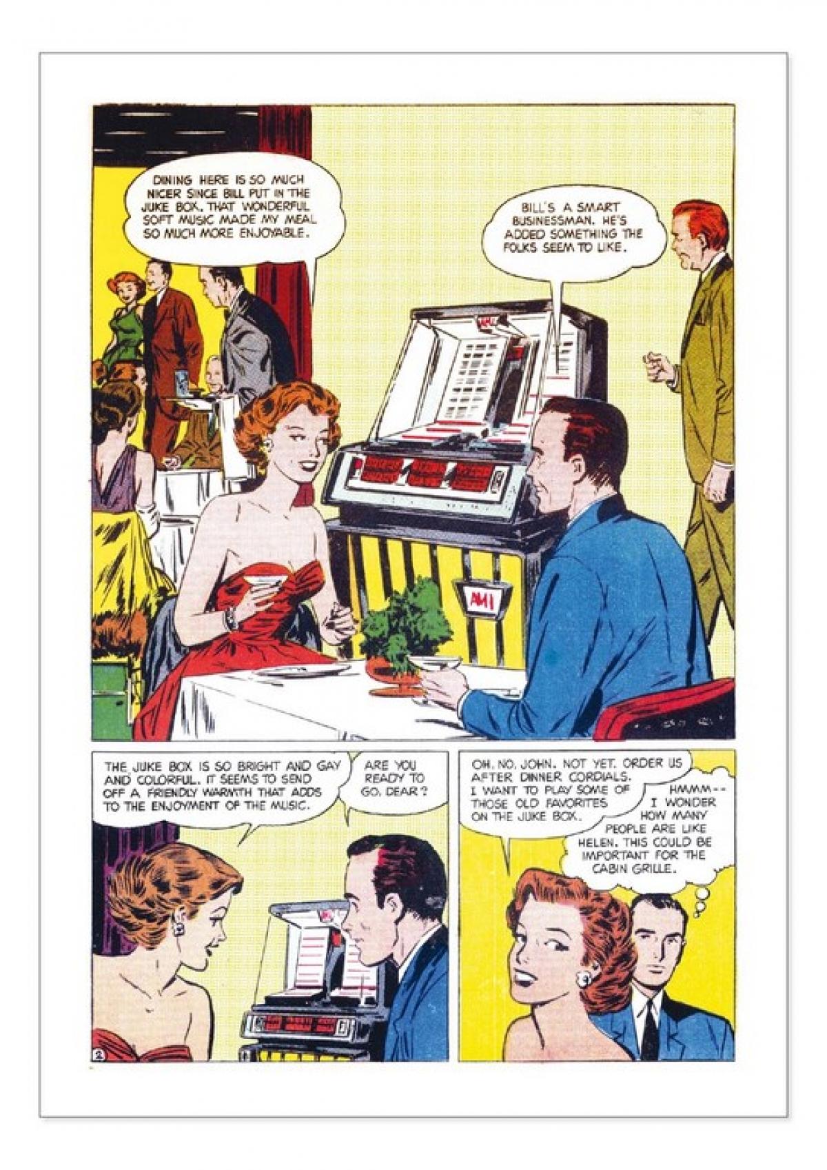 AMi Marketing Comic Strip