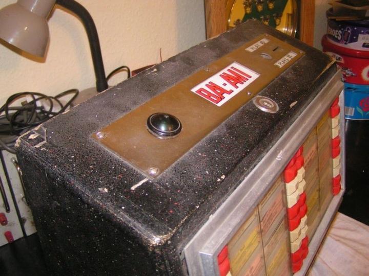 RC40 Wall Box Bath