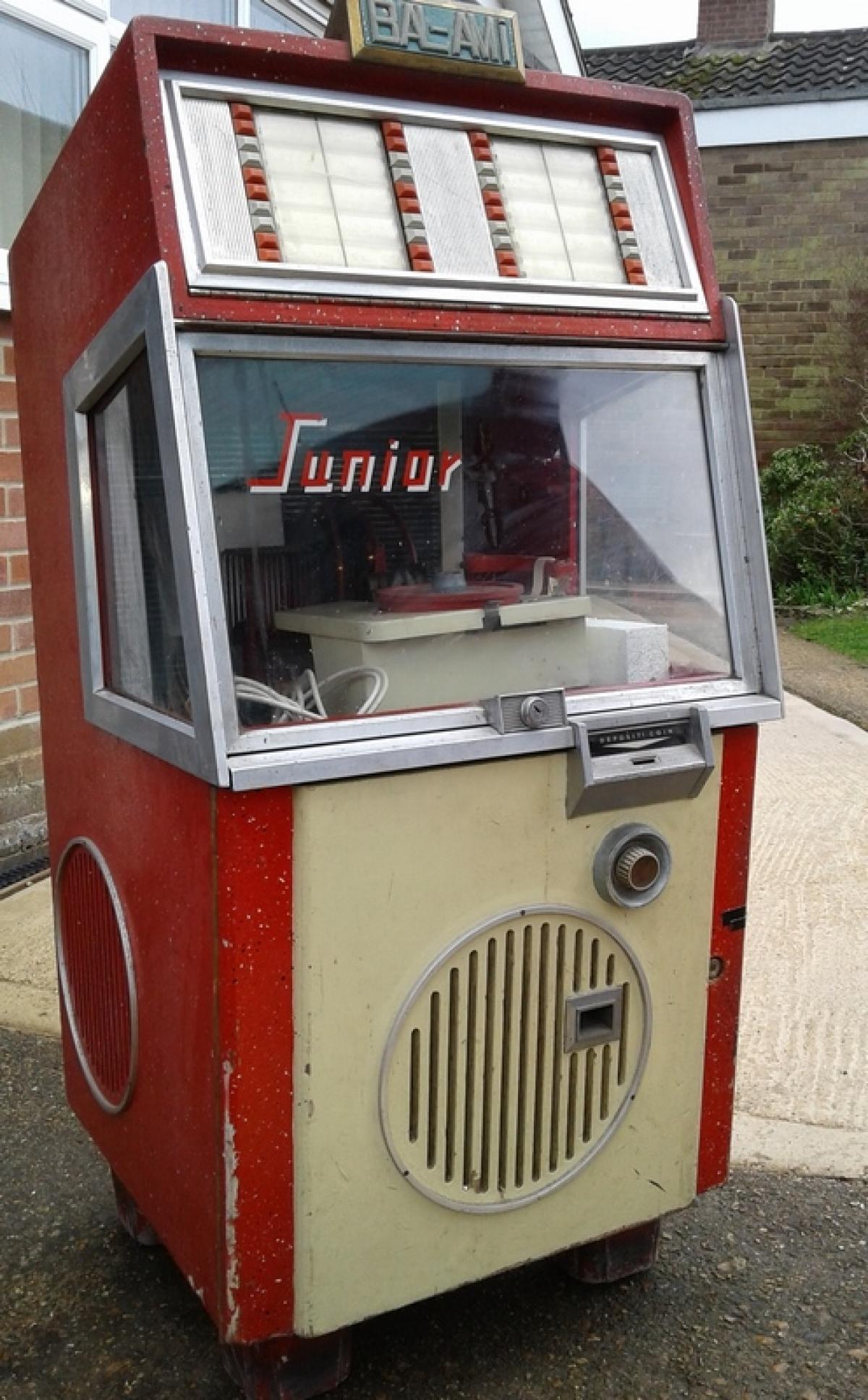 Junior 2682 Westerham Pre Restoration