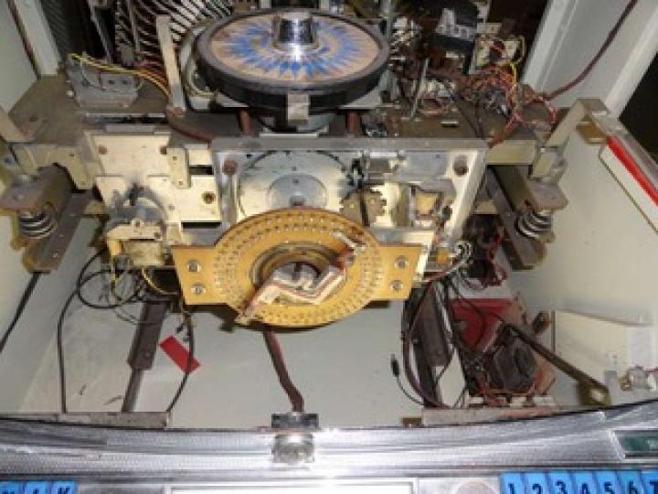 Century 1155 Netherlands Now In Terra Technica Jukebox Museum In The Czech Republic